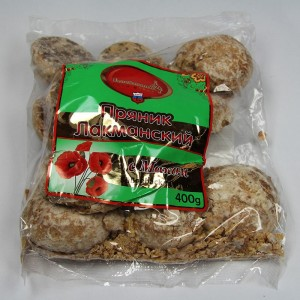 """Sweet pastries """"Lackmann"""" with poppy seeds - 400g"""