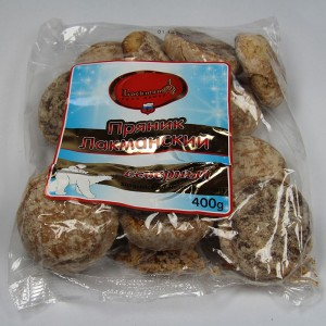 """Sweet pastries """"Lackmann"""" with menthol taste - 400g"""