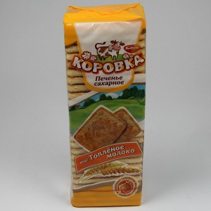 """Cookies """"Korovka"""" with milk flavor - 375g"""