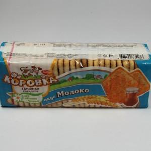 """Cookies """"Korovka"""" with milk taste - 375g"""