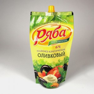 """Salatmayonnaise """"Rjaba-Klassicheskij Olivkovyj"""" - 390g"""