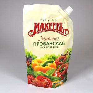"""МАЙОНЕЗ """"МАХЕЕВЪ"""" ПРОВАНСАЛЬ - 380г"""