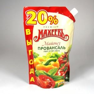 """Salad mayonnaise """"Maheev"""" according to Provencal type  - 770g"""