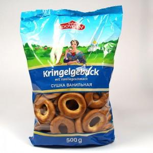 Kringelgebäck mit Vanillegeschmack Dovgan - 500g