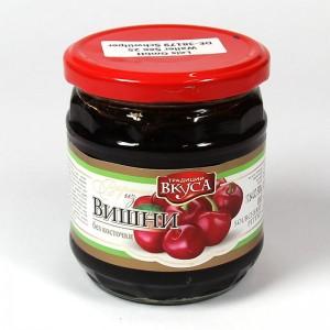 Kirschmarmelade ohne Stein - 500 g