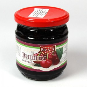 Sourcherry jam not pitted - 500 g