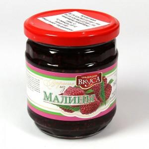 Preserve Raspberry Jam - 500 g