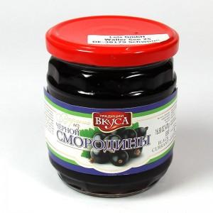 Black currant jam - 500 g