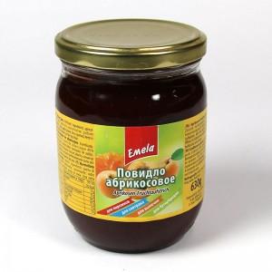 Емеля Повидло абрикосовое  - 630 г
