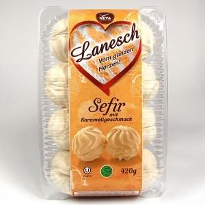 "Zaphyr ""Lanesch"" with caramel flavor - 420 g"