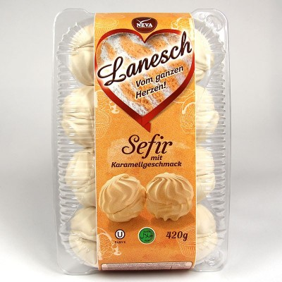 """Sefir """"Lanesch"""" mit Karamellgeschmack - 420 g"""