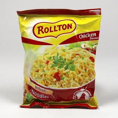 """Instantnudelsuppe mit Hühnerfleischgeschmack """"Rollton"""" - 60g"""