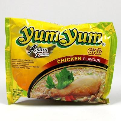 Instant Nudel Geschmacksrichtung Huhn - 60g