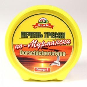 Dorschlebercreme - 240 g