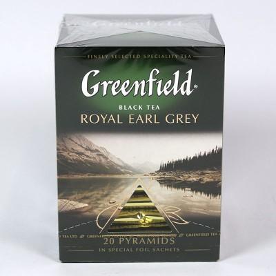 """Greenfield Royal Earl Grey"" Черный цейлонский чай - 20"