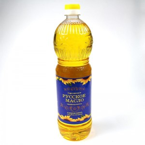 "Sunflower oil, ""Russian Oil"" - 1L"